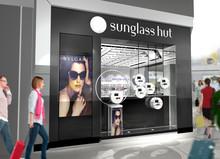 Sunglass Hut T2