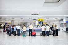 Terminal 1 baggage - 2014