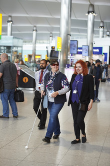 Heathrow Special Assistance in the Spotlight