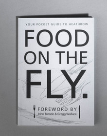 Food on the Fly booklet
