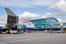 Terminal 5 & British Airways