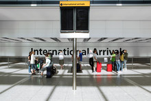 Heathrow - International Arrivals