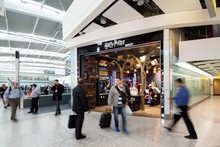 The Harry Potter Shop arrives at Heathrow Terminal 5