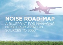 Sustainable Aviaton Noise Road-map front cover