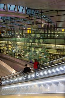 Terminal 2 Christmas Tree