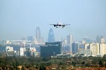 Heathrow - British Airways aircraft