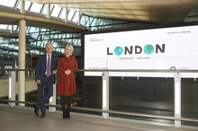 Heathrow and Sadiq Khan unite to show #LondonisOpen