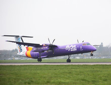 Flybe at Heathrow