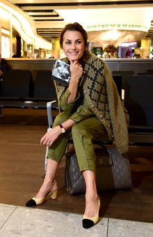Yasmin Le Bon launches new style book collaboration with Heathrow