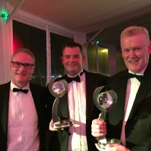 Heathrow double win at Frontier Awards