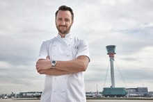 Jason Atherton and Heathrow VIP