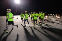 Record-breaking £50,000 raised in third annual Heathrow Midnight Marathon