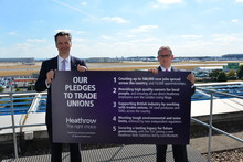 Heathrow CEO and TUC Deputy General Secretary