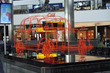 Benedict Radcliffe's London Taxi - Terminal 2