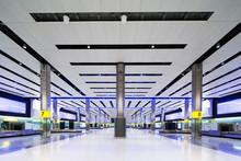Terminal 2 - Baggage reclaim