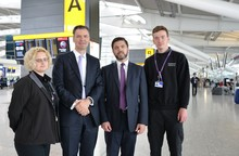 Apprentices and Stephen Crabb MP