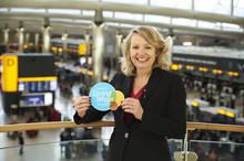 Living Wage - Heathrow Chief People Officer Paula Stannett