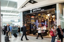 Harry Potter at Terminal 5 - 2