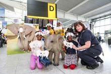 Heathrow unites for World Elephant Day