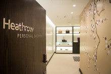 Personal Shopping lounge