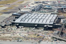 Terminal 2 Construction