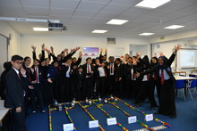 Over 2600 pupils take on the Heathrow Secondary School Challenge