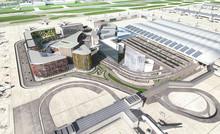 Central terminal area - 2030