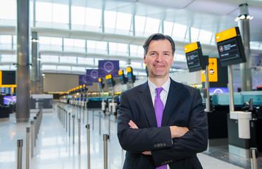 Heathrow CEO John Holland-Kaye