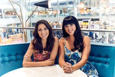 Hemsley + Hemsley share their top food photography tips for Taste the World with Heathrow