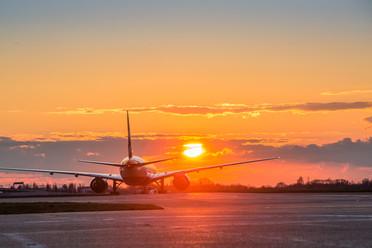 Heathrow aircraft