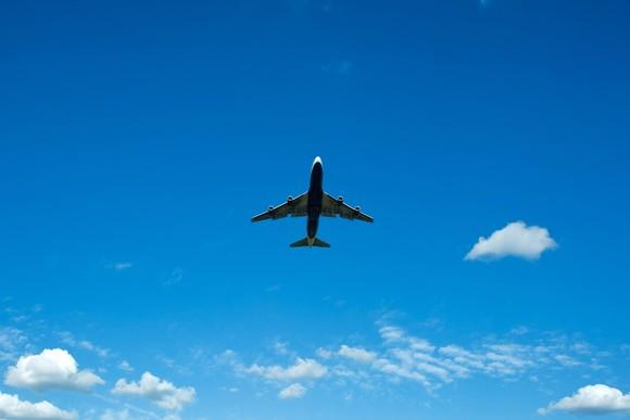 Aircraft Blue Sky 2