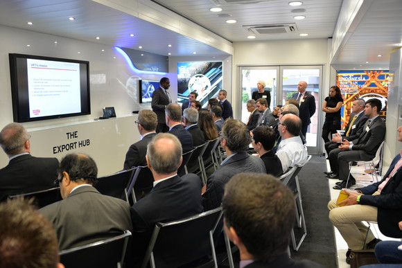 Heathrow Business Summit 2015