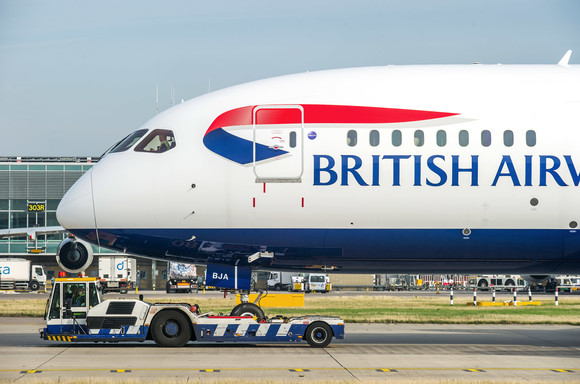 British Airways Boeing 787
