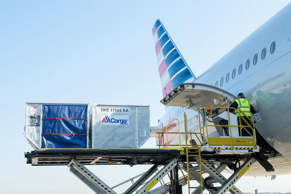 Heathrow cargo