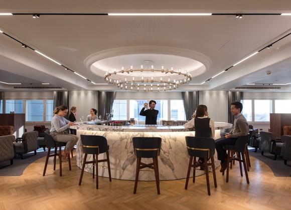 Qantas opens new lounge at Heathrow