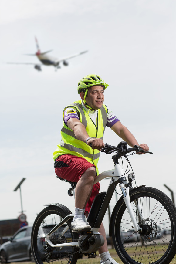 Heathrow Cycling