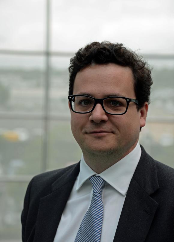 Javier Echave CFO