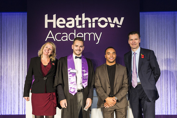 Heathrow Academy Graduation