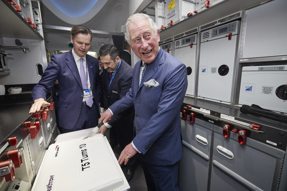Heathrow hrh the prince of wales visits heathrow in security hrh the prince of wales visits heathrow in security services meet and greet m4hsunfo