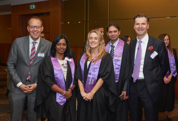 Heathrow Academy Graduation and Awards 2016