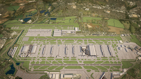 Heathrow to work with Government to deliver expanded hub airport within environmental limits