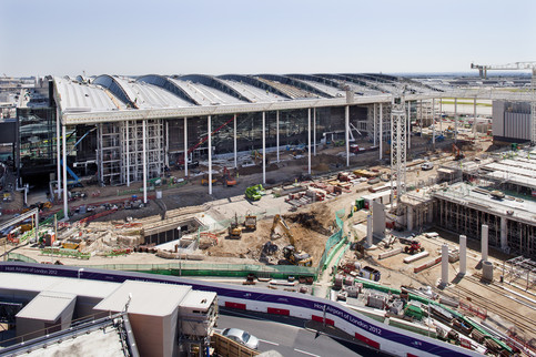 """Heathrow expansion programme """"ready to go"""" as client partners announced"""