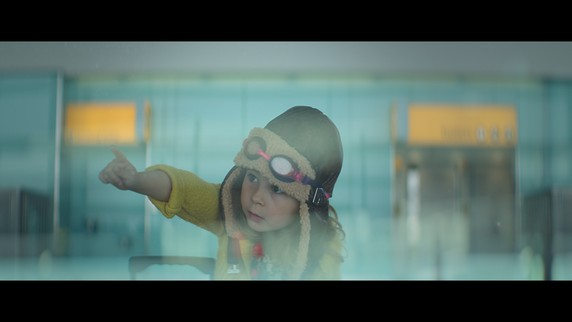Magic of flight celebrated in Heathrow's first ever television campaign
