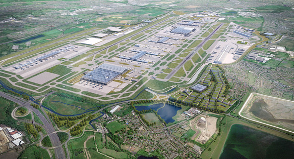 Government's choice for Heathrow expansion will help deliver the Prime Minister's vision of a stronger, fairer UK